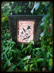 Tulipe verte pour Jackotte